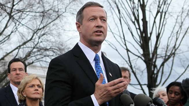 Immigration Leads to O'Malley and Obama Spat