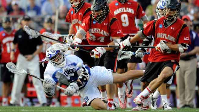 Maryland Will Face Virgina for NCAA Lax Title