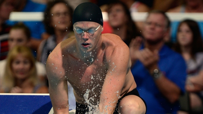 McLean Finds Spot on U.S. Olympic Swim Team