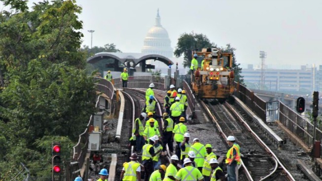 Equipment Failure May Have Caused Red Line Derailment