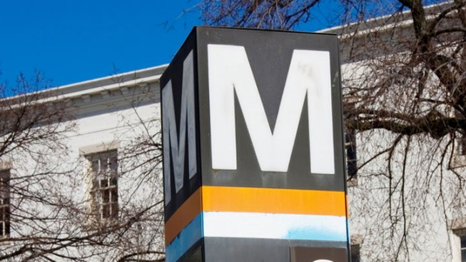 Metro Equipment Derails on Red Line Overnight