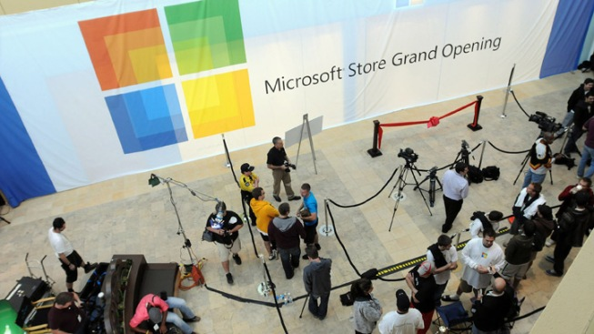 Microsoft Store Opens in Tysons Next Month