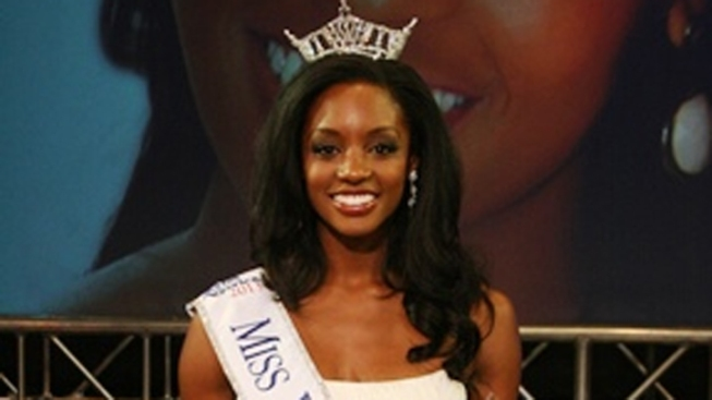 Desiree Williams Crowned Winner of Miss Virginia Pageant