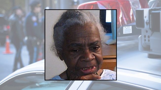 Missing 79-Year-Old Woman Found Safe