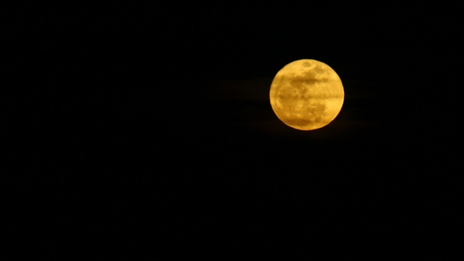 Super Moon to Glow This Weekend
