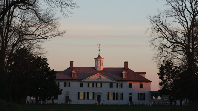 Former White House Chef Creating Edible Mt. Vernon