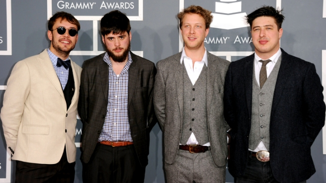 Mumford & Sons Bassist Has Blood Clot on Brain