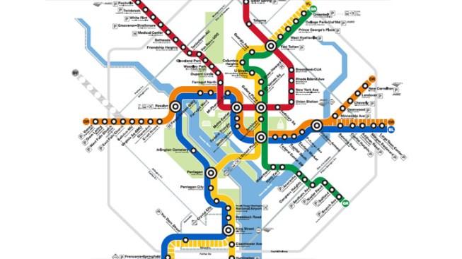 Cracked Rail Causing Metro Delays