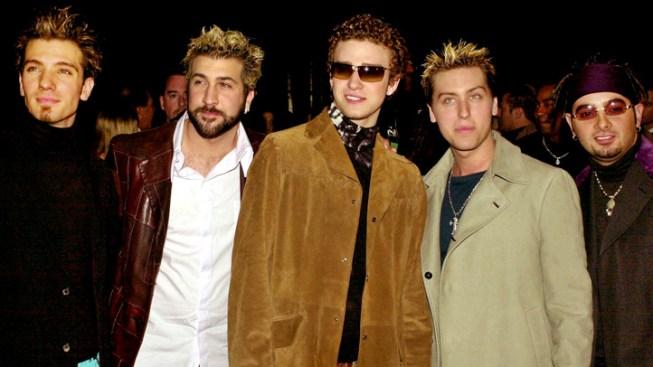 Report: Justin Timberlake, 'NSync to Reunite at VMAs