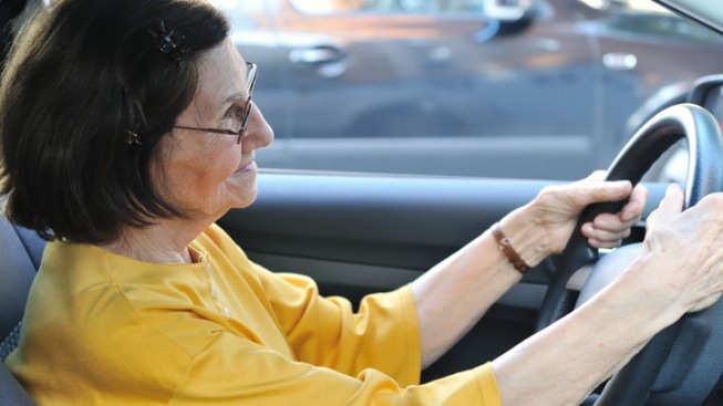Grandparents Are Better Drivers - When Kids Are in the Car