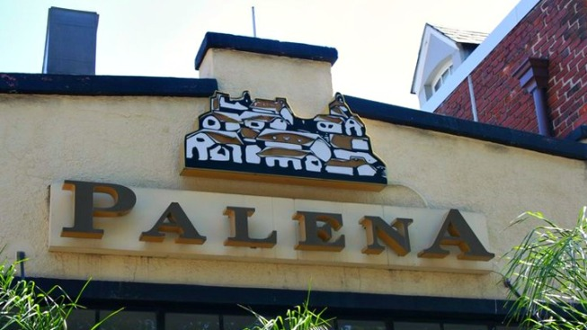 At Palena Cafe, It's Food Vs. Decor, and Food Wins