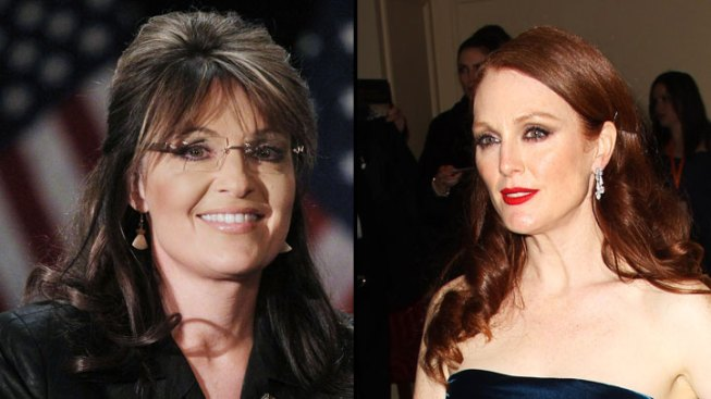Julianne Moore to Play Palin in Md. Film