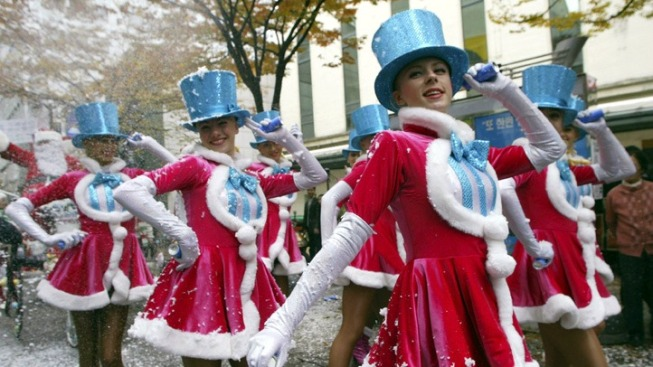 Event Finder: Christmas Parades