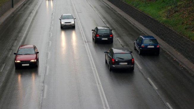 Va. Lawmaker Wants Left Lane Laggers Pulled Over