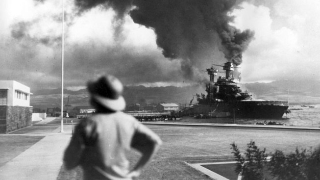 Pearl Harbor 70th Anniversary Events