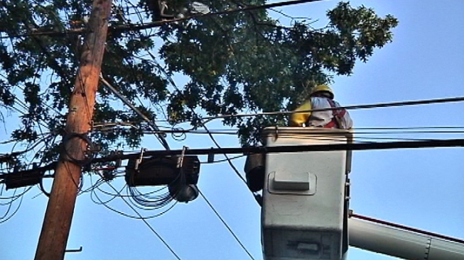 D.C. Approves Plan to Bury Power Lines