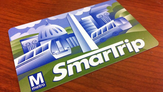 SmarTrip Prices to Lower in October