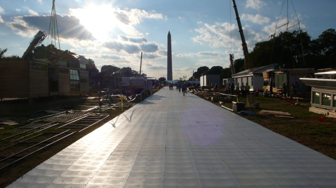 Solar Decathlon Gets Booted From the Mall