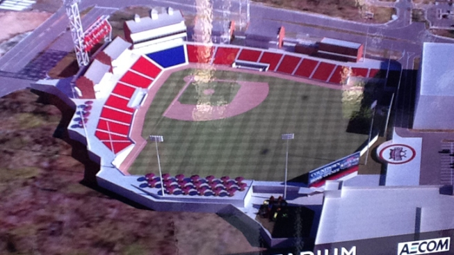 Potomac Nationals Announce New Stadium Details