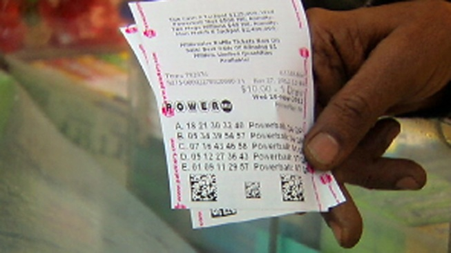 $217 Million Powerball Jackpot Winner in Virginia