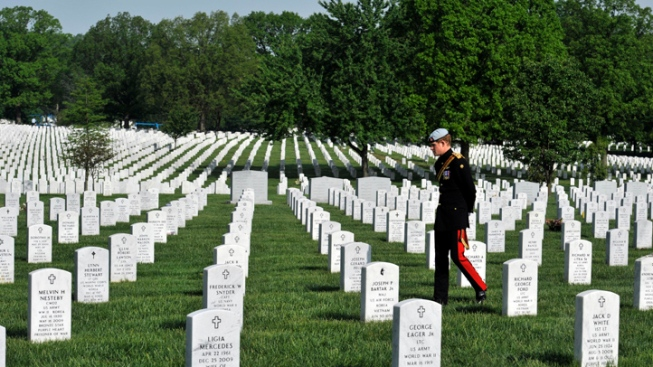 Arlington Cemetery, Manassas Battlefield Among 'Most Endangered' Places in Virginia