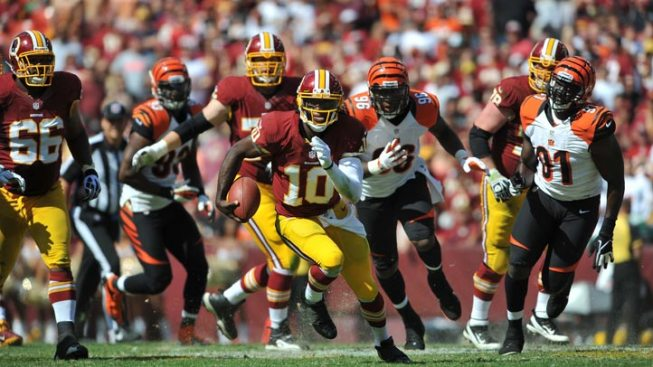 What to Watch: Redskins vs. Buccaneers