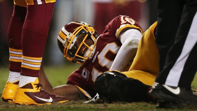 Shanahan Wanted to Believe RGIII Could Play Injured