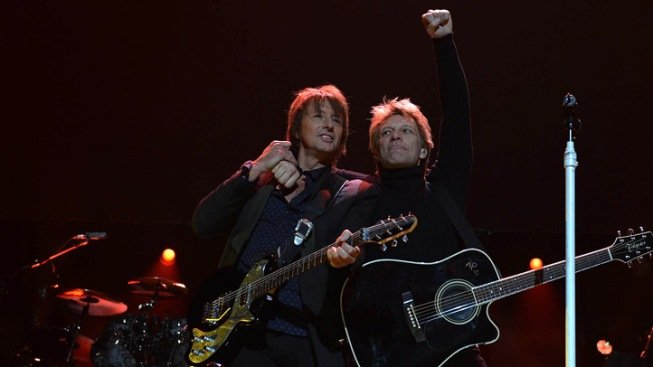 Sambora Off Bon Jovi Tour