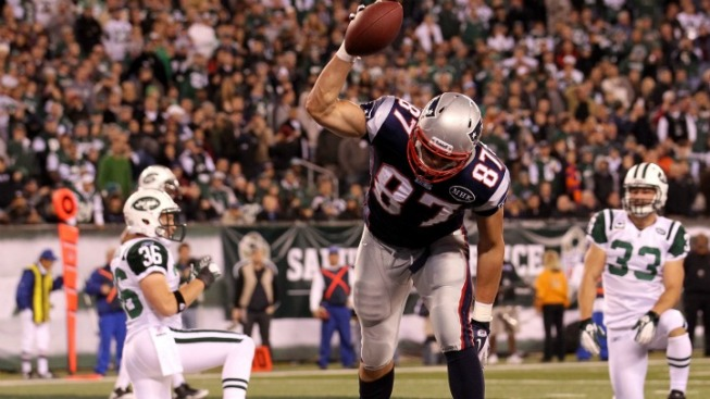 Grounded: Patriots Rout Jets 37-16
