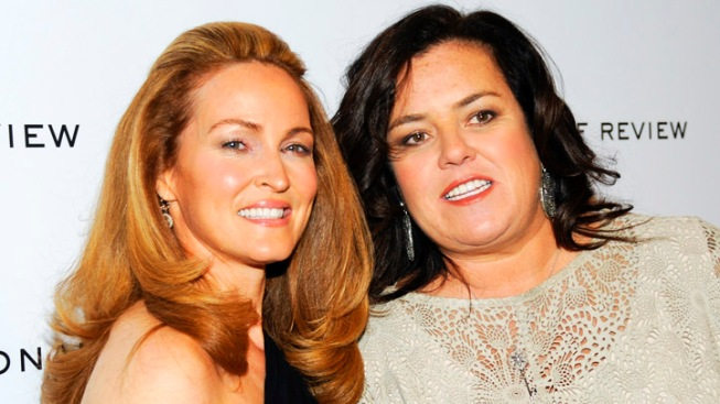 Rosie O'Donnell, Michelle Rounds Welcome Baby Girl