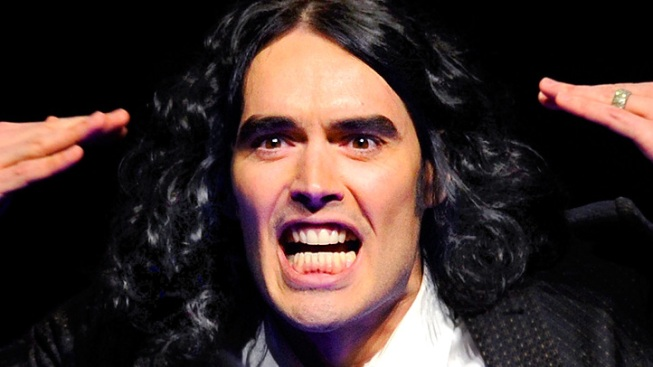 Russell Brand Talks Katy Perry Split, New Show