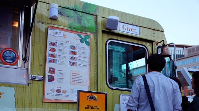 Food Truck Association Holds 'Day Without a Food Truck' to Protest Proposed Regulations