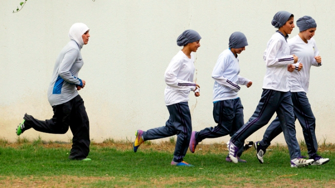 Many Muslim Athletes to Fast After London Olympics