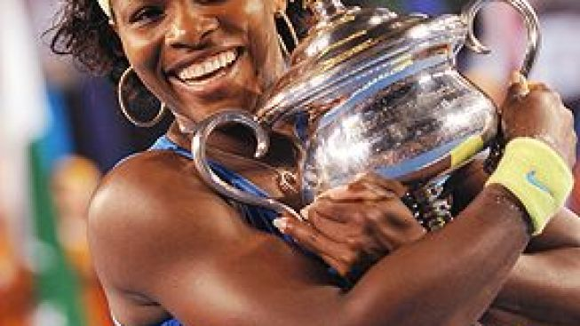 Serena Williams Captures Tournament Title