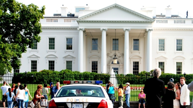 Pennsylvania Avenue in Front of White House Reopens to Pedestrians