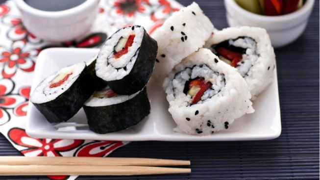 Japanese Restos Support With Sushi