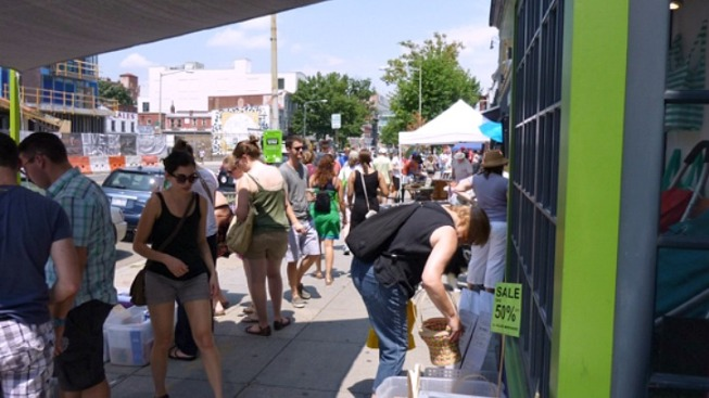 MidCity's Dog Days Sidewalk Sale Is Back