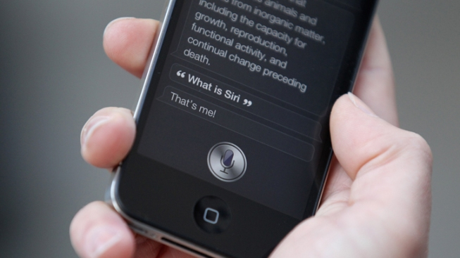 Siri Stores Your Commands for Two Years