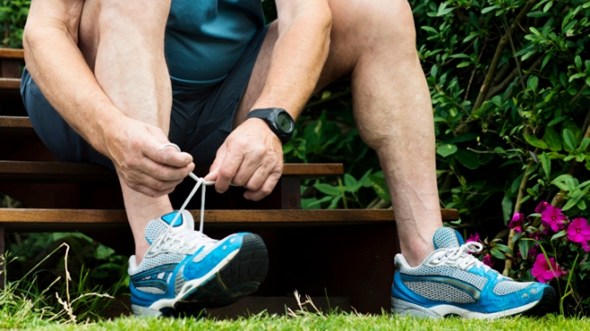 GPS Sneakers to Help Alzheimer's Patients