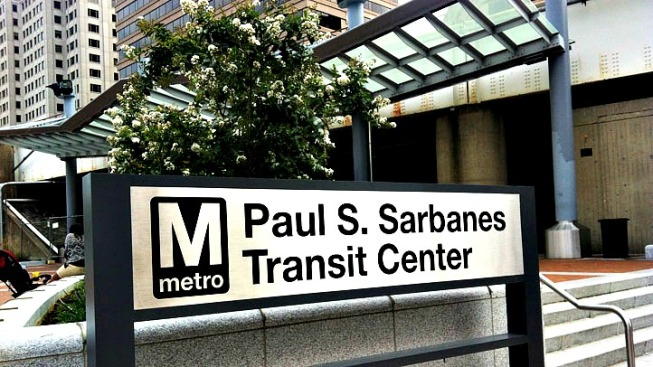 Silver Spring Transit Center May Not Be Fixed Until Summer 2014