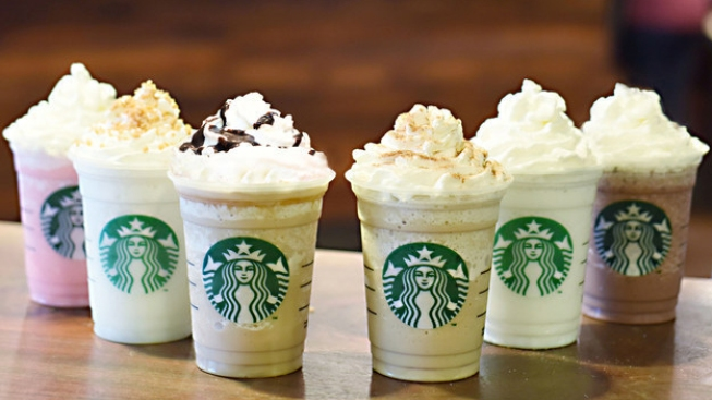Starbucks Announces 6 New Frappuccino Flavors to Celebrate the Drink's 20th Anniversary
