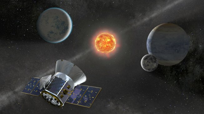 'Mission for the Ages': NASA Set to Launch Tess Spacecraft, a Galactic Scout to Prowl for Planets