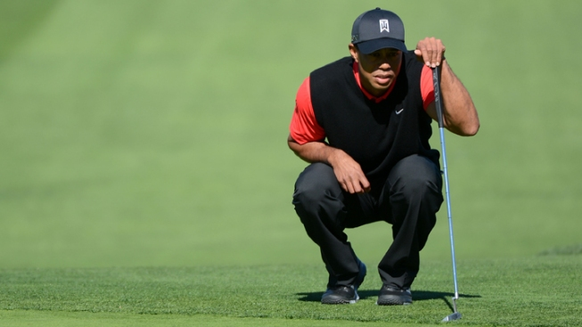 Woods Wins at Torrey Pines for 8th Time