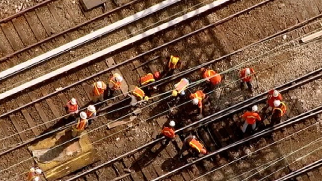 Metro: Track Work to Be Scaled Back