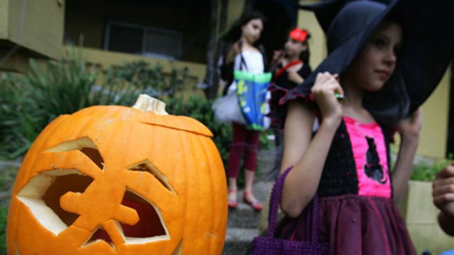 D.C. Makes List of Best Trick-or-Treat Cities