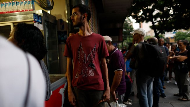 Venezuela Power Coming Back Following Massive Blackout