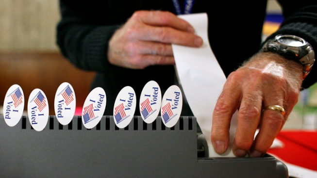 D.C. to Hold Lottery for Ballot Position