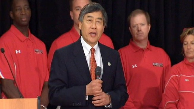 U.Md. President Outlines Plans for Big 10 Revenue; 500K Will to Go to Mental Health Services
