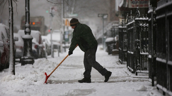 Shoveling Sidewalk Laws & Freezing Pipe Advice