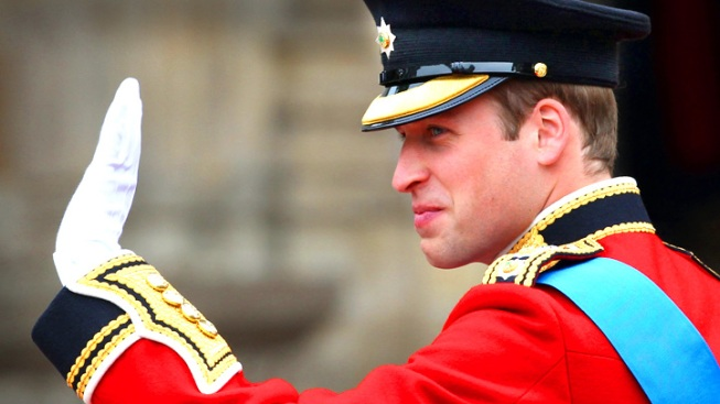 Ask Liz: Prince William's Last Name